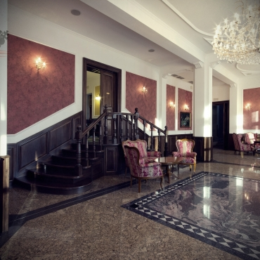 Monarchia Hall